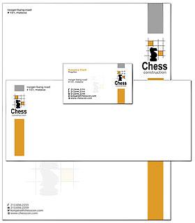 Letterhead, Business Card, Envelope Design Portfolio - Logo Design by ...