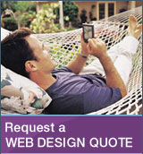 Request a web design & development quote